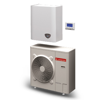 Ariston 15 kw Nimbus Plus Monoblok, İnverter, ısı pompası